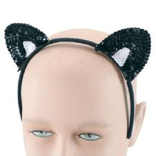Cat Ears (Sequin)